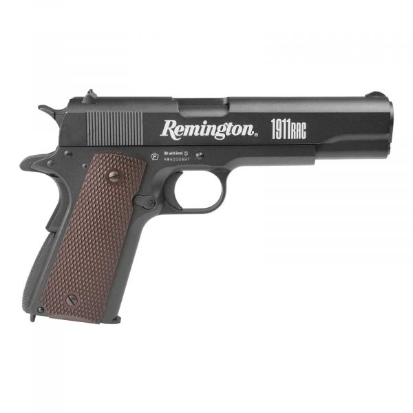 Pistola de Pressão Remington 1911 RAC CO2 4,5mm