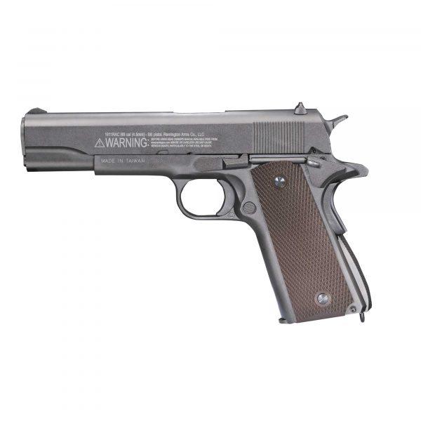 Pistola de Pressão Remington 1911 RAC CO2 4,5mm