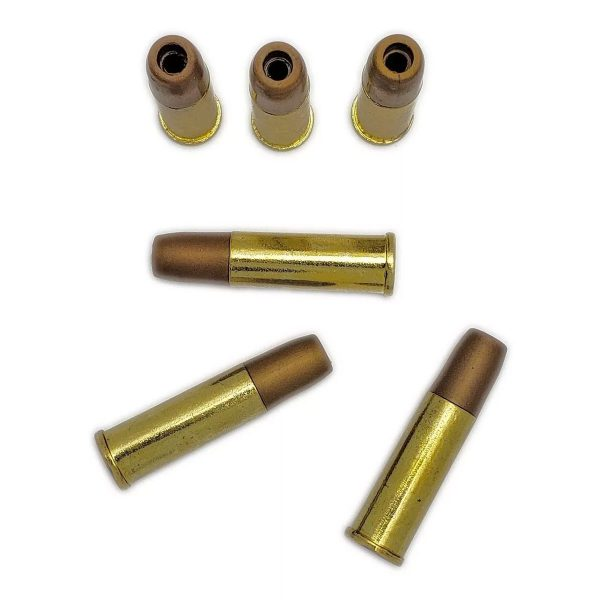 Cápsula para Revolver Airgun Co2 4,5mm (.177) 6unid