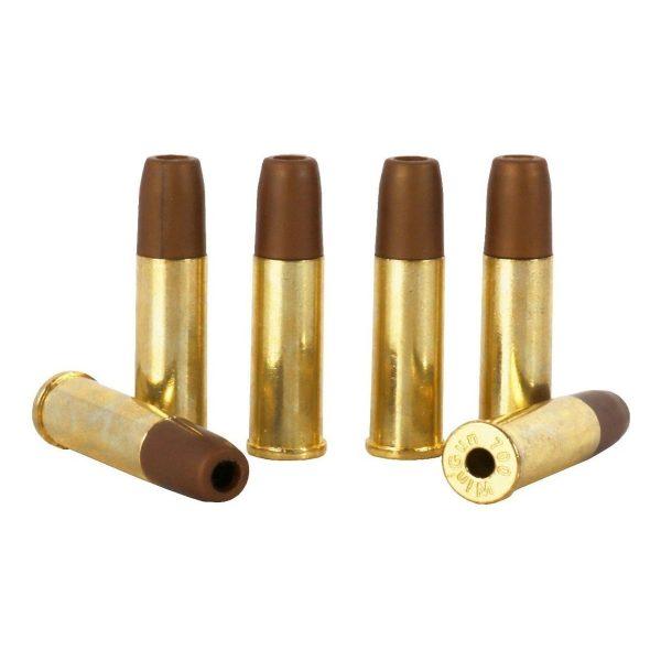 Cápsula para Revolver Airgun Co2 4,5mm (.177) 6unid