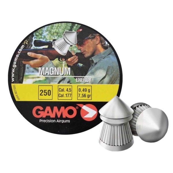 Chumbinho Gamo Magnum 4,5mm 250un