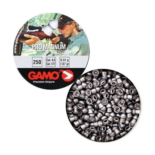 Chumbinho Gamo Pro Magnum 4,5mm 250un