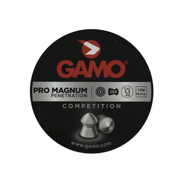 Chumbinho Gamo Pro Magnum 5,5mm 250un