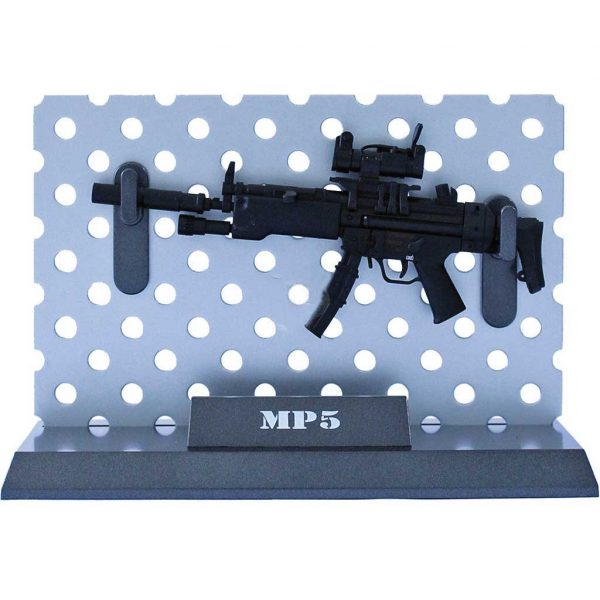 Miniatura Rifle Sub Metralhadora MP5 Escala 1:6