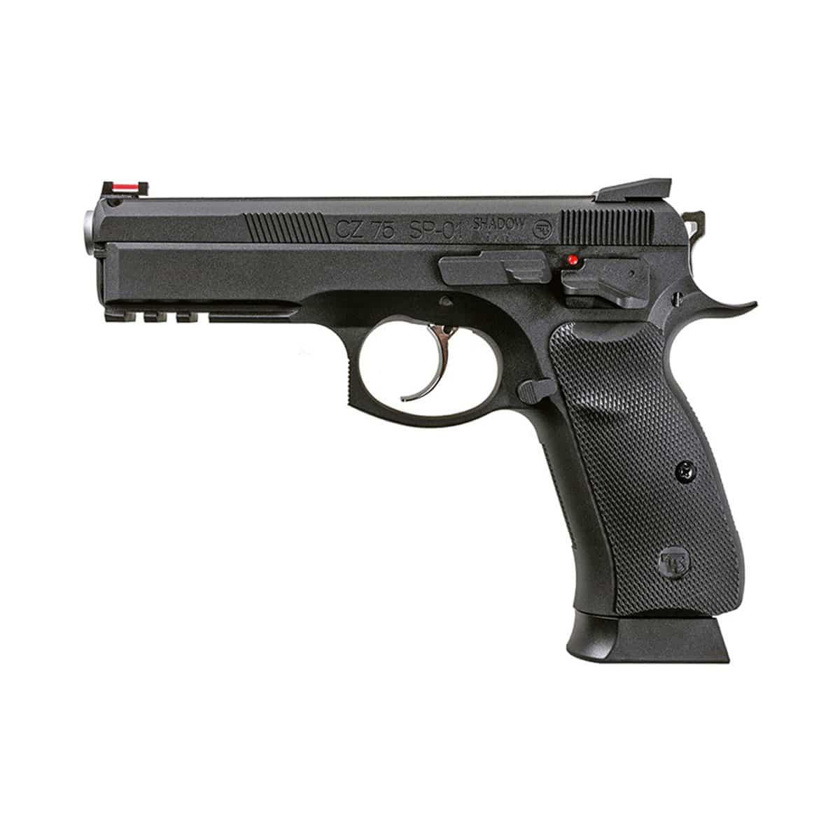 Pistola Airgun ASG CZ SP-01 Shadow CO2 4,5mm