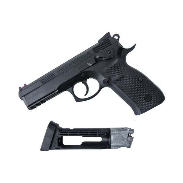 Pistola Airgun ASG CZ SP-01 Shadow CO2 4,5mm