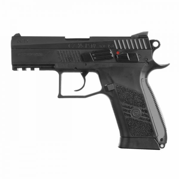 Pistola Airgun CZ75 P-07 Duty ASG CO2 4,5mm