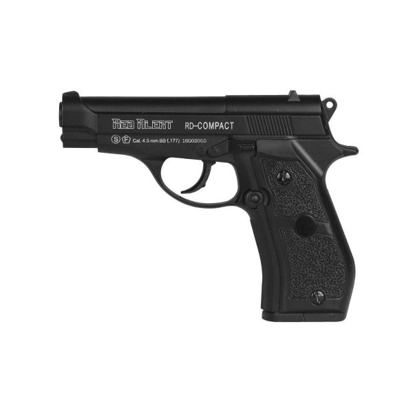 Pistola de Pressão Gamo Red Alert RD-Compact Co2 4,5mm