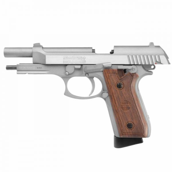 Pistola Airgun SA92 Swiss Arms Co2 Blowback 4,5mm