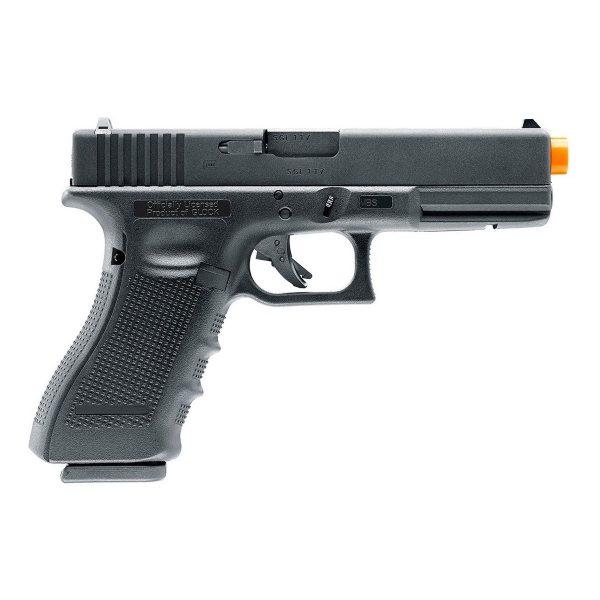 Pistola Airsoft Glock G17 Gen4 GBB Blowback Umarex 6mm