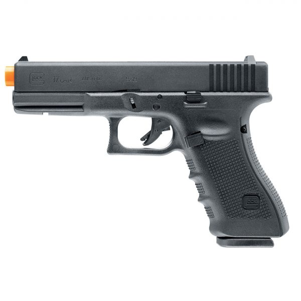 Pistola Airsoft Glock G17 Gen4 GBB Blowback Umarex 6mm