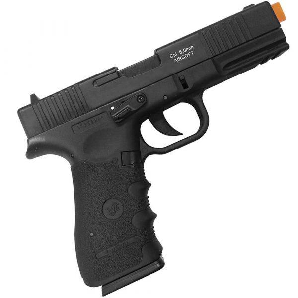 Pistola Airsoft Wingun W119 Slide Metal Co2 6mm