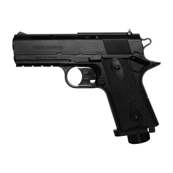 Pistola Pressão Wingun W401 Co2 4,5mm