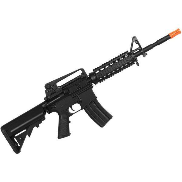 Rifle Airsoft Cyma M4A1 RIS CM507 Elétrico 6mm