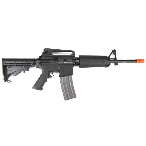 Rifle Airsoft G&G CM16 Carbine Elétrico AEG 6mm + Bateria