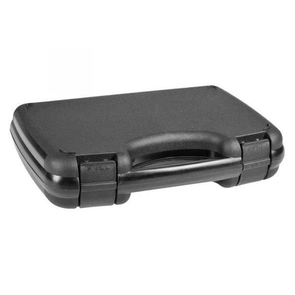 Maleta/Case Rígida com Espuma para Armas Curta 30cm