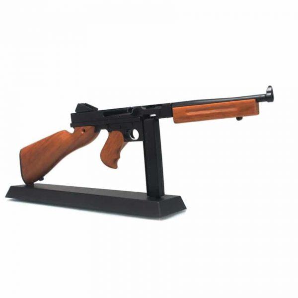 Miniatura Metralhadora Thompson M1928A1 1:4