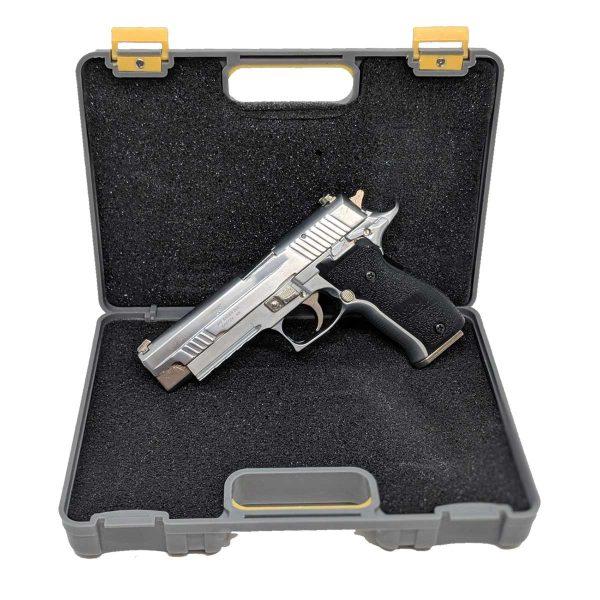 Miniatura Pistola Sig Sauer P226 X-Five Escala 1:2