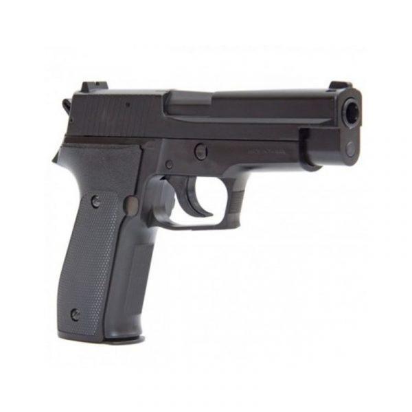 Pistola Airgun KWC P226 Mola Metal 4,5mm + Maleta + Esferas