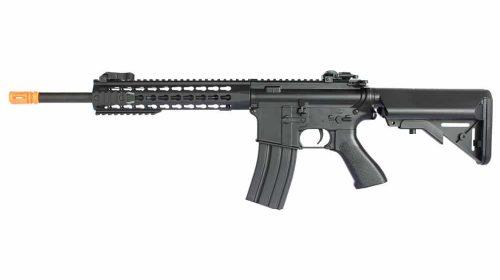 Rifle Airsoft Cyma M4A1 Custom CM515 Elétrico 6mm Kit