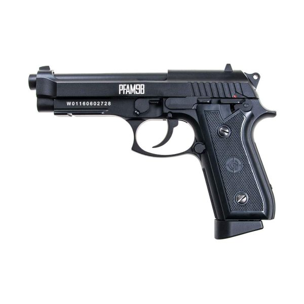Pistola Airgun Crosman PT92 CO2 PFAM9B 4,5mm Blowback
