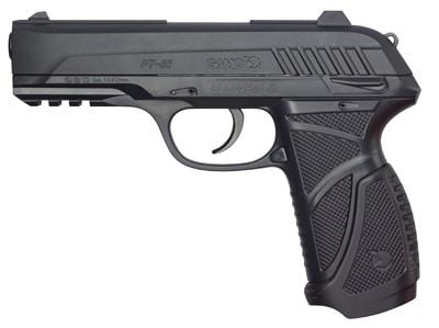 Pistola de Chumbinho Co2 Gamo PT-85 Blowback Kit