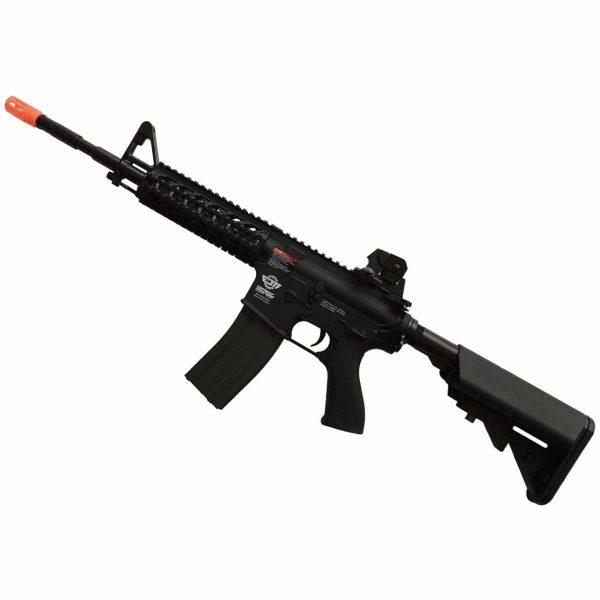 Rifle Airsoft G&G CM16 Raider-L Elétrico AEG 6mm
