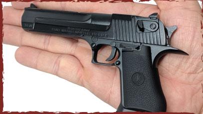 Miniatura de Armas