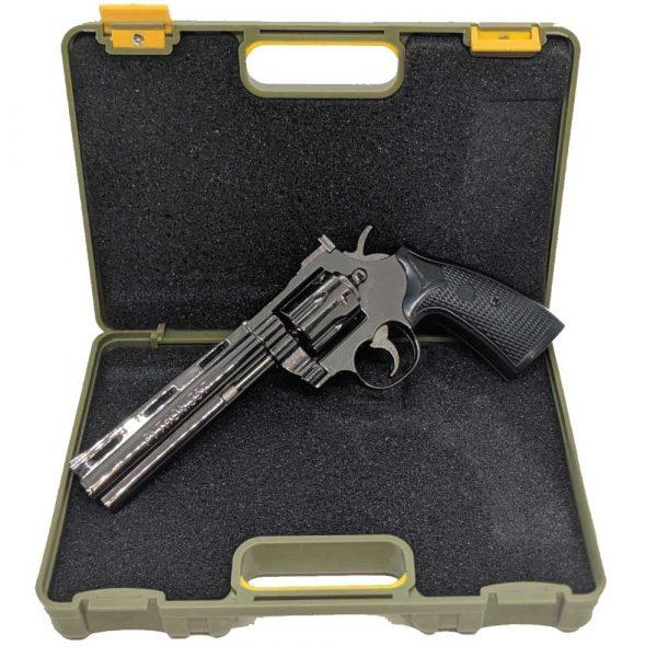 Miniatura de Revólver Colt Python .357 1:2 Metal