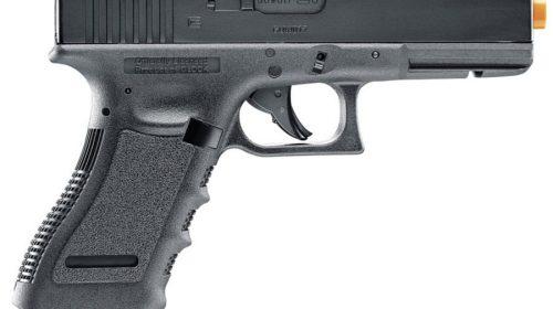 Pistola Airsoft Glock G17 CO2 Blowback Umarex 6mm