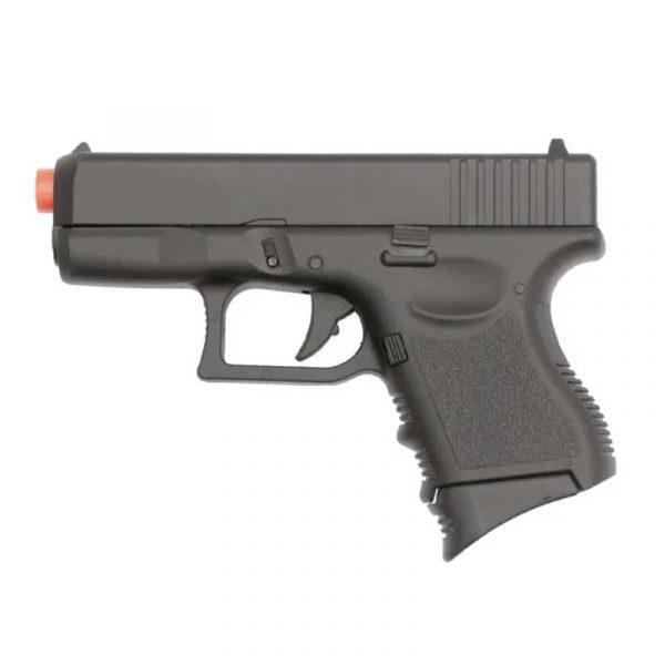 Pistola Airsoft Glock P698 Compacta Spring (Mola)