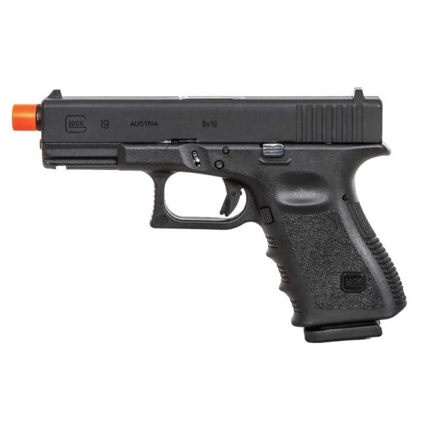 Pistola Airsoft Glock G19 GBB Blowback Umarex 6mm