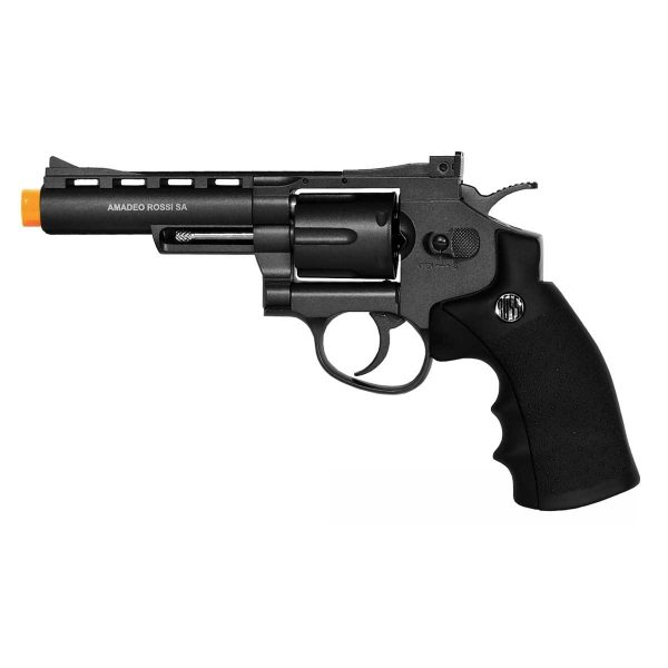 Revolver Airsoft Rossi M701 4″ Co2 Full Metal 6mm