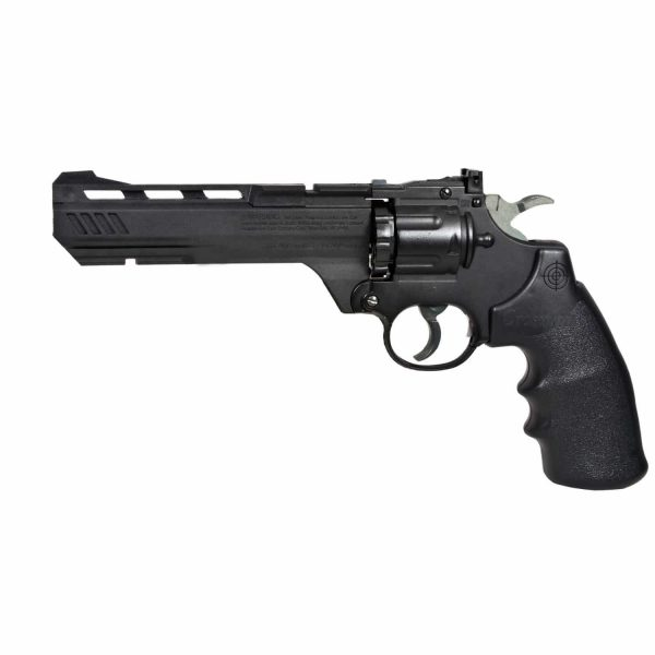Revólver Airgun Crosman Vigilante CCP8B2 Co2 4,5mm