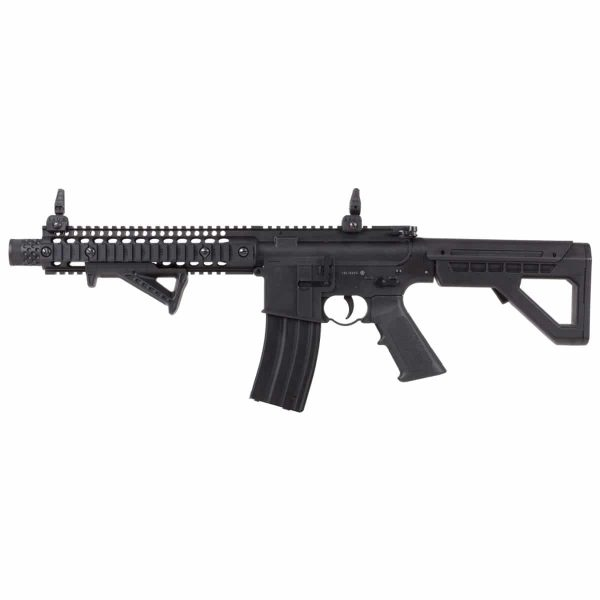 Rifle Crosman DPMS SBR M4 Full Auto Co2 Blowback 4,5mm