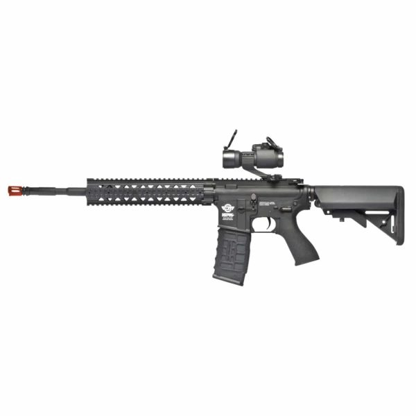 Rifle Airsoft M4 CM16 R8-L G&G AEG com Red Dot