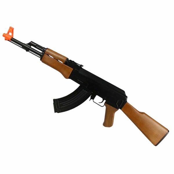 Rifle Airsoft Cyma AK47 CM022 Toy Elétrico 6mm