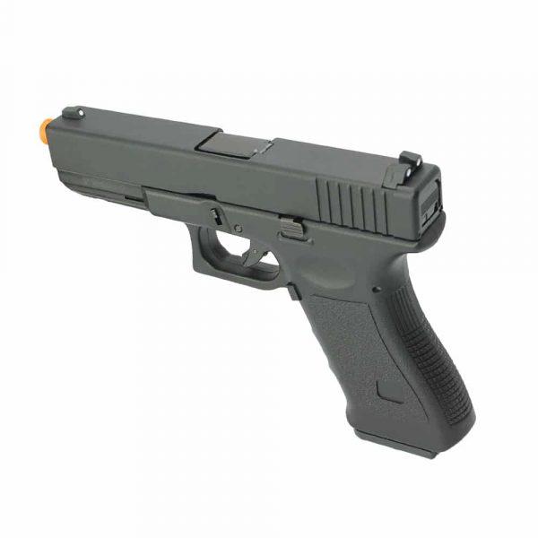 Kit Pistola Airsoft Glock G18 Metal HFC GBB 6mm
