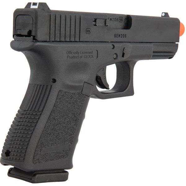 Kit Pistola Airsoft Glock G19 GBB Blowback Umarex 6mm