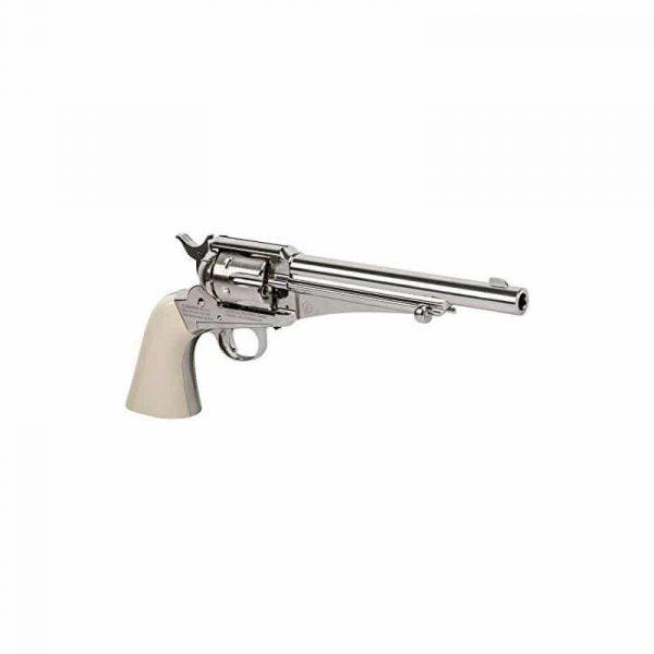Kit Revólver Remington 1875 Velho Oeste Co2 4,5mm Full Metal