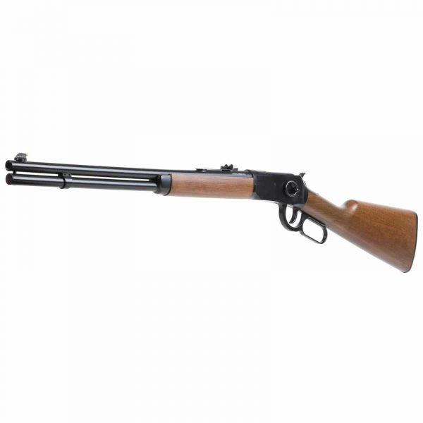 Armas Velho Oeste – Walther Lever Action + Remington Single Action Co2
