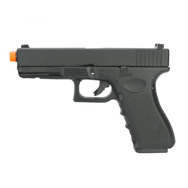 Pistola Airsoft Glock G18 Metal HFC GBB 6mm
