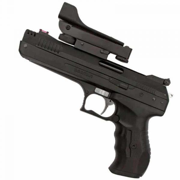 Pistola Airgun Beeman 2006 5,5mm com Red Dot