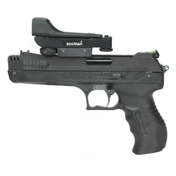 Pistola Airgun Beeman 2006 4,5mm com Red Dot