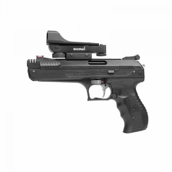 Pistola Airgun Beeman 2006 5,5mm com Red Dot