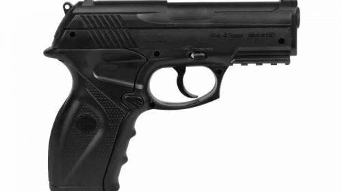 Pistola C11 4,5mm Airgun Co2 Rossi Wingun