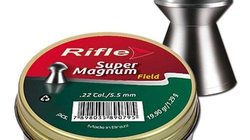 Chumbinho Rifle Super Magnum 5.5mm .22 Sports & Field 125unid