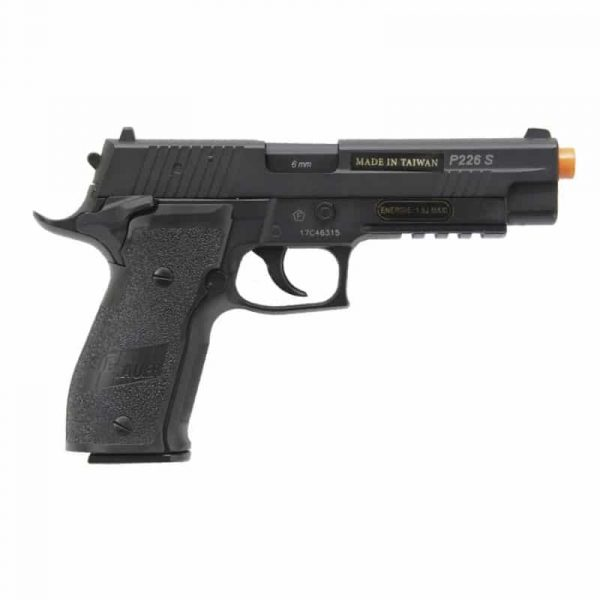 Pistola Airsoft Sig Sauer P226 X-Five Co2 Blowback Full Metal