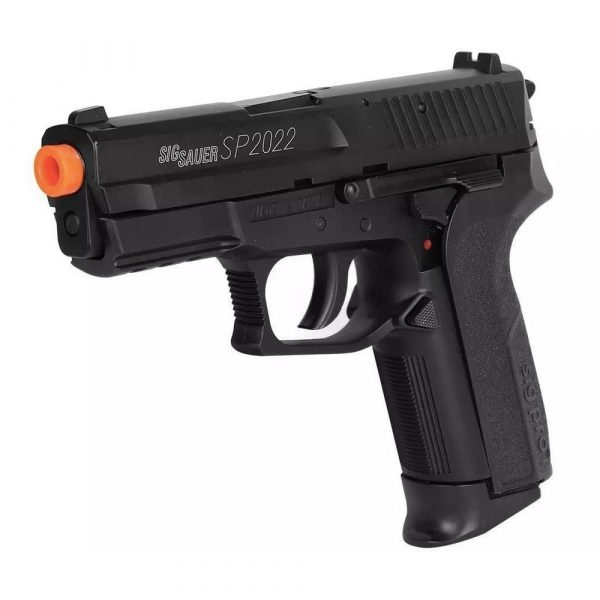 Pistola Airsoft Sig Sauer SP2022 Co2 Slide Metal