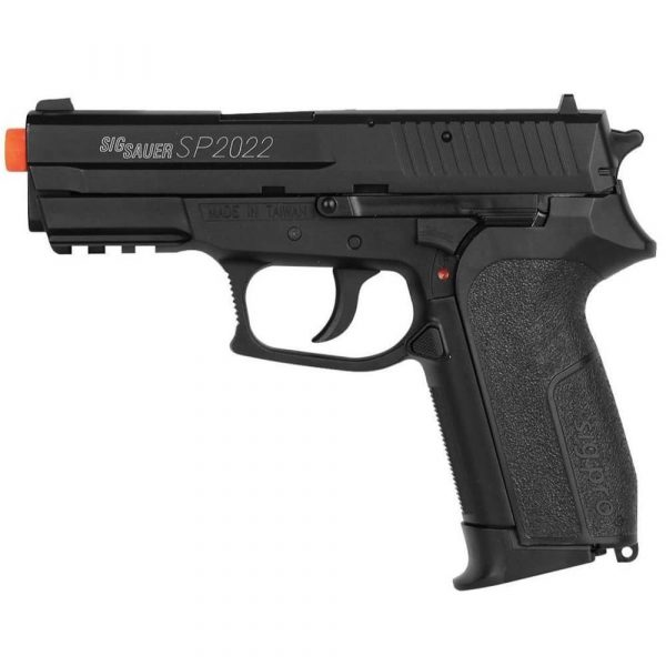 Pistola Airsoft Sig Sauer SP2022 Co2 Slide Metal